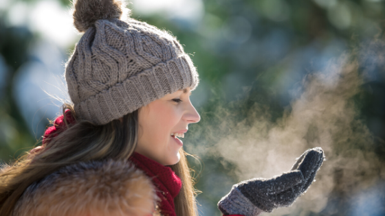 Winter lung health